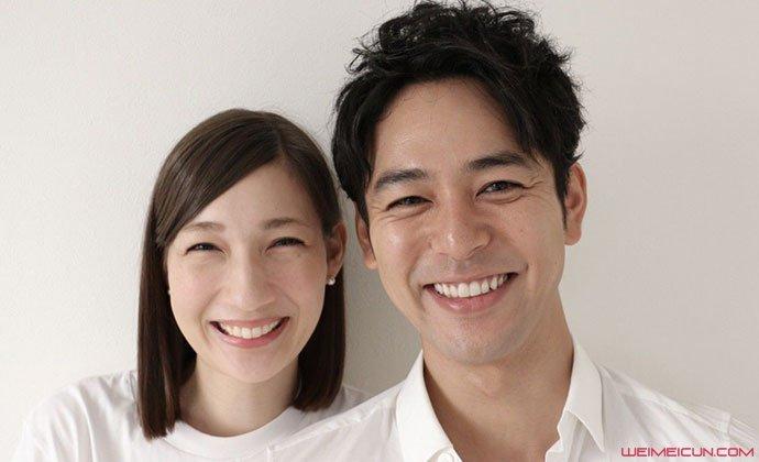 妻夫木聪与妻子麻衣子
