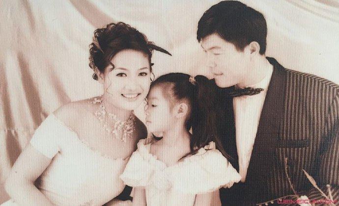 张南与父母旧照