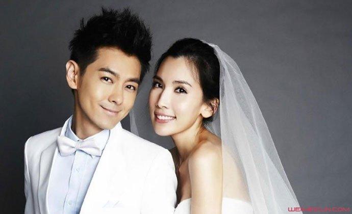 林志颖与老婆陈若仪