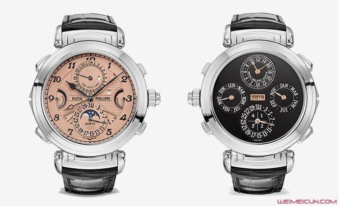 世界最贵手表2.2亿