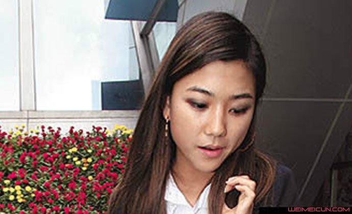 陈冠希前女友杨永晴