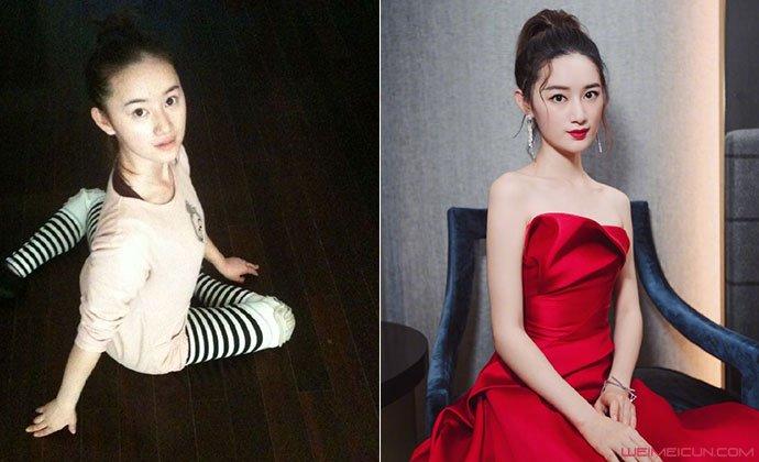 郭晓婷小时候的照片