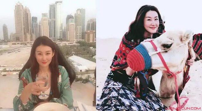 王宝强女朋友冯清图片