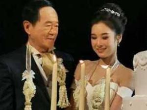 富翁砸2000万娶妻 这是一段相差50岁的头婚