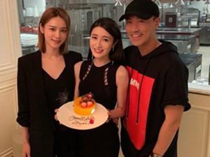 张馨月否认怀孕 林峯老婆用3字回复网友否认