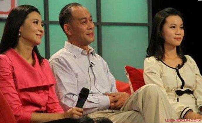 张思乐与爸爸妈妈