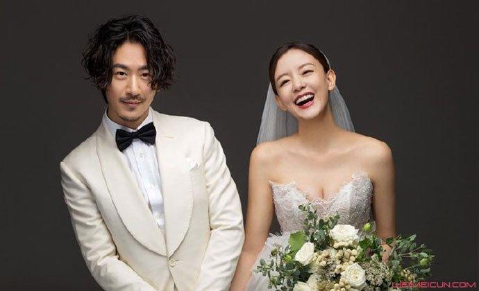 周奇奇和江奇霖结婚