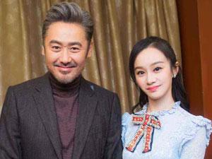 陆妍淇和吴秀波什么关系 被传是绯闻女友陆
