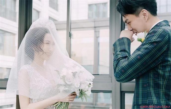 lu一丝葛成婚礼