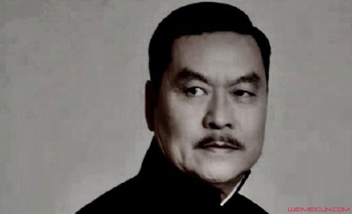 著名演员杨洪武去世