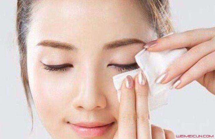 化妆棉怎么用