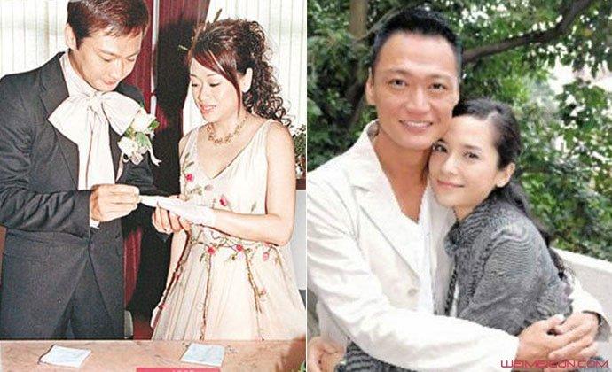 陶大宇前妻和前女友