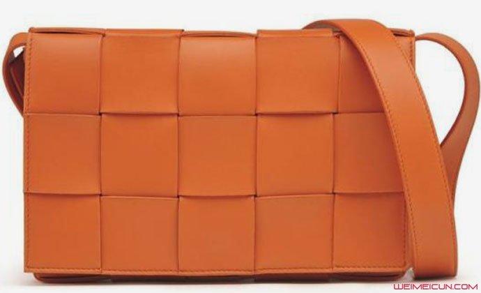 虎橘色包包