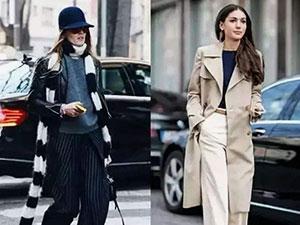 长款大衣如何搭配 这4种穿法既保暖又穿出了高级感