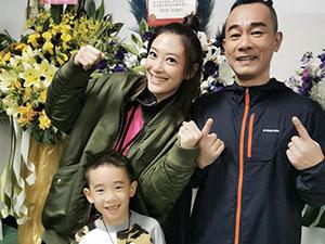 陈小春宣布二胎 与应采儿造人成功二胎预产