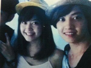吴昱翰的结婚照片 吴昱翰结婚了吗老婆是作曲家郑一肖吗