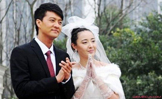 高仁米露结婚剧照