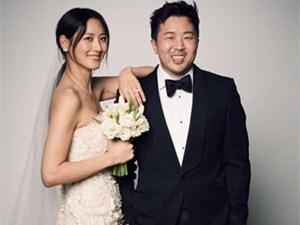 女星金秀贤结婚 圈外老公身份资料被扒不一