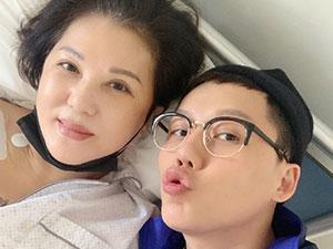 刘维是单亲吗 其自揭童年创伤今刘维妈妈被曝癌症复发