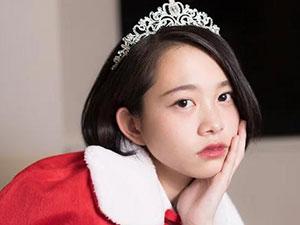 日本最可爱女高中生 新田步凪资料及照片这