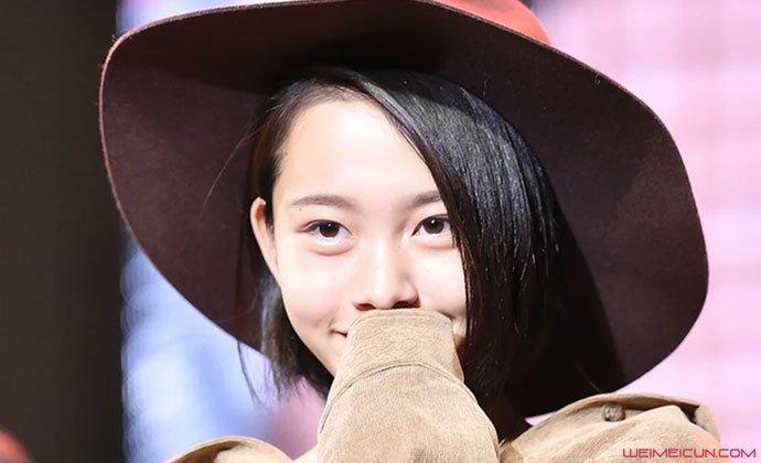 高中女生选美冠军新田步凪