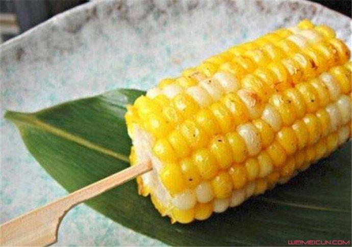 玉米减肥原理