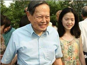 翁帆为什么和杨振林结婚?