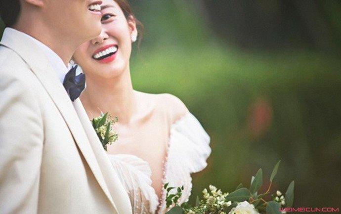 全慧彬婚礼照公开