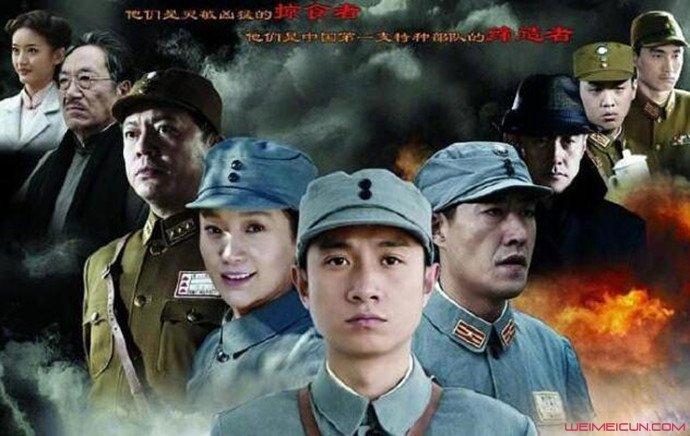 电视剧雪豹海报