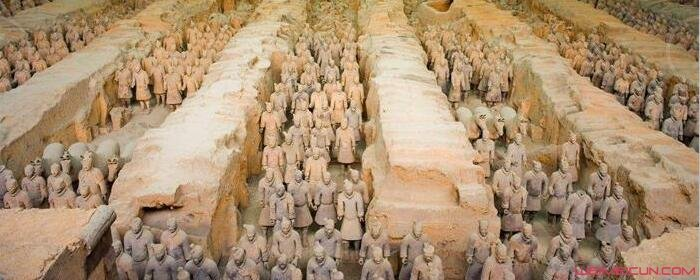 秦始皇陵为什么不敢挖