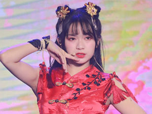 杨淳个人资料 可盐可甜小姐姐杨淳还是学生