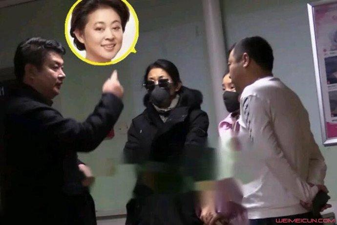 倪萍医院看赵忠祥