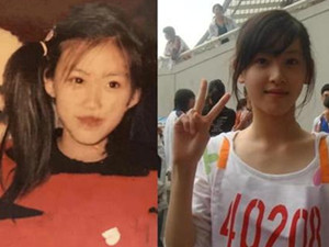田朴珺童年旧照曝光 网友将其误认为是章泽