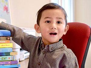 3岁男童智商142 其父母身份曝光男童妈妈透