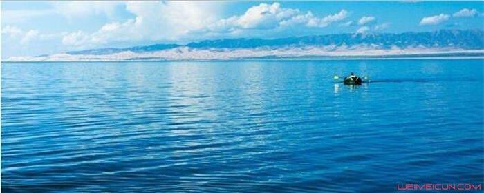 圣湖为什么那么蓝