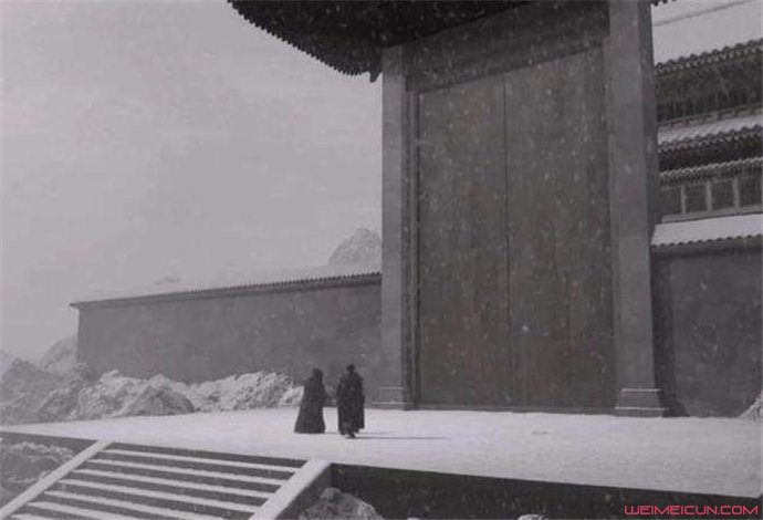 庆余年里的神庙究竟是什么