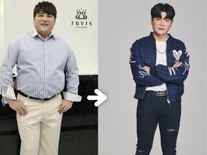 神童的减肥方法 SJ神童三个月减重62斤实在