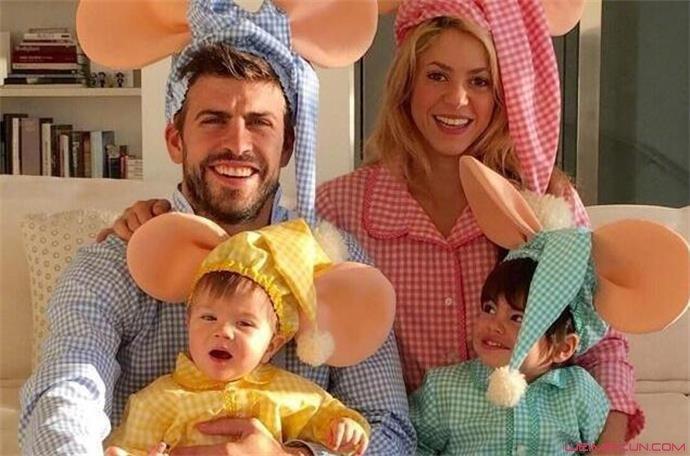 夏奇拉皮克和孩子们