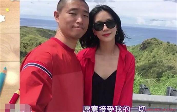 姜Gary老婆照片