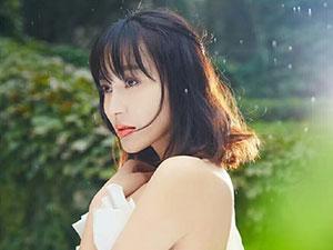 王艺嘉男朋友是谁 性感婚纱照流出尽显完美身材韵味十足