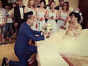 演员曹然然老婆是谁 曹然然结婚视频曝光老