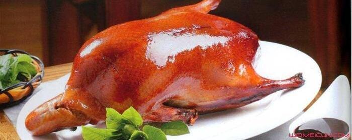 烤鸭为什么那么便宜