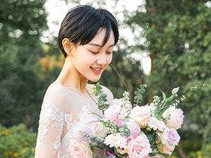 孙溯梦汐男朋友是谁 其唯美婚纱照流出她结婚了吗
