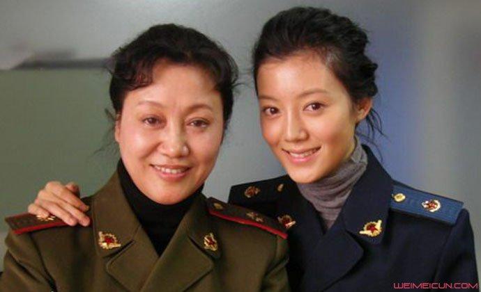 王丽云和女儿车晓