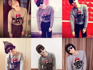 华晨宇庆生方式 同一衣服同一姿势保持了7年