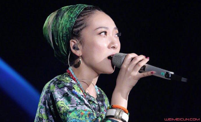 歌手Misia米希亚