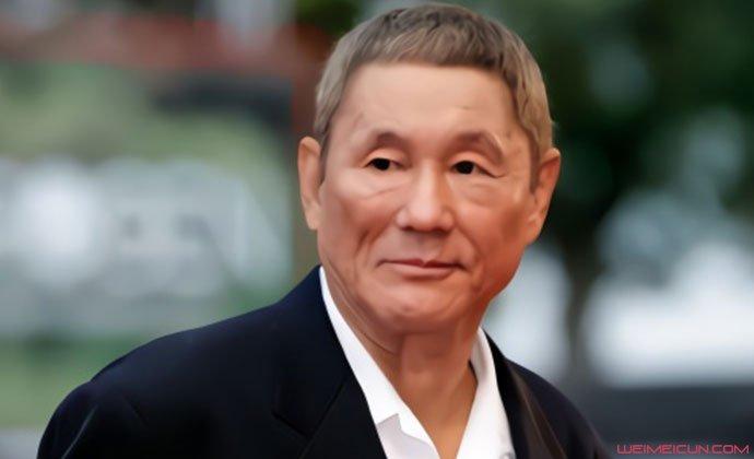 72岁北野武再婚