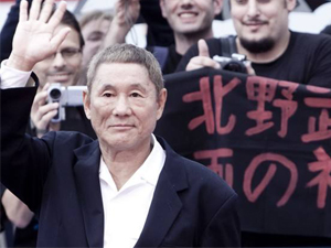 导演北野武再婚 婚史揭秘73岁迎娶小18岁的出轨对象