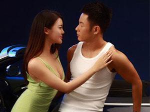 演员张璇与男友照片 曾陷感情风波的张璇与