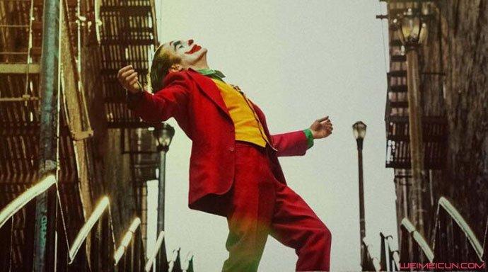 小丑最佳男主角